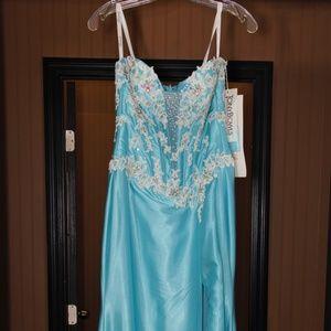 Tony Bowls Limited Corset Style Dress
